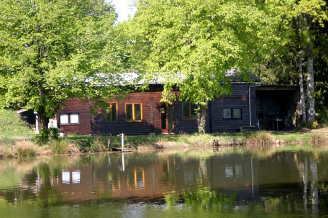 Carp Fishing Holiday In France Accommodation Woodpecker Pool